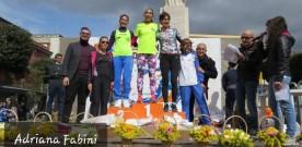 podio donne san giuseppe 2019
