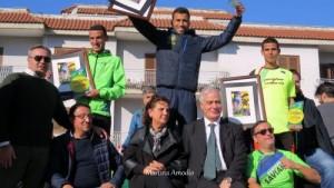 saviano 2018 podio maschile