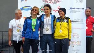 strafrattese podio donne 2019